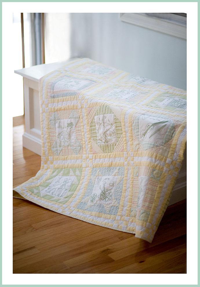 Gorgeous Handmade Quilt!