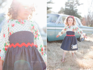 kids fashion potraits