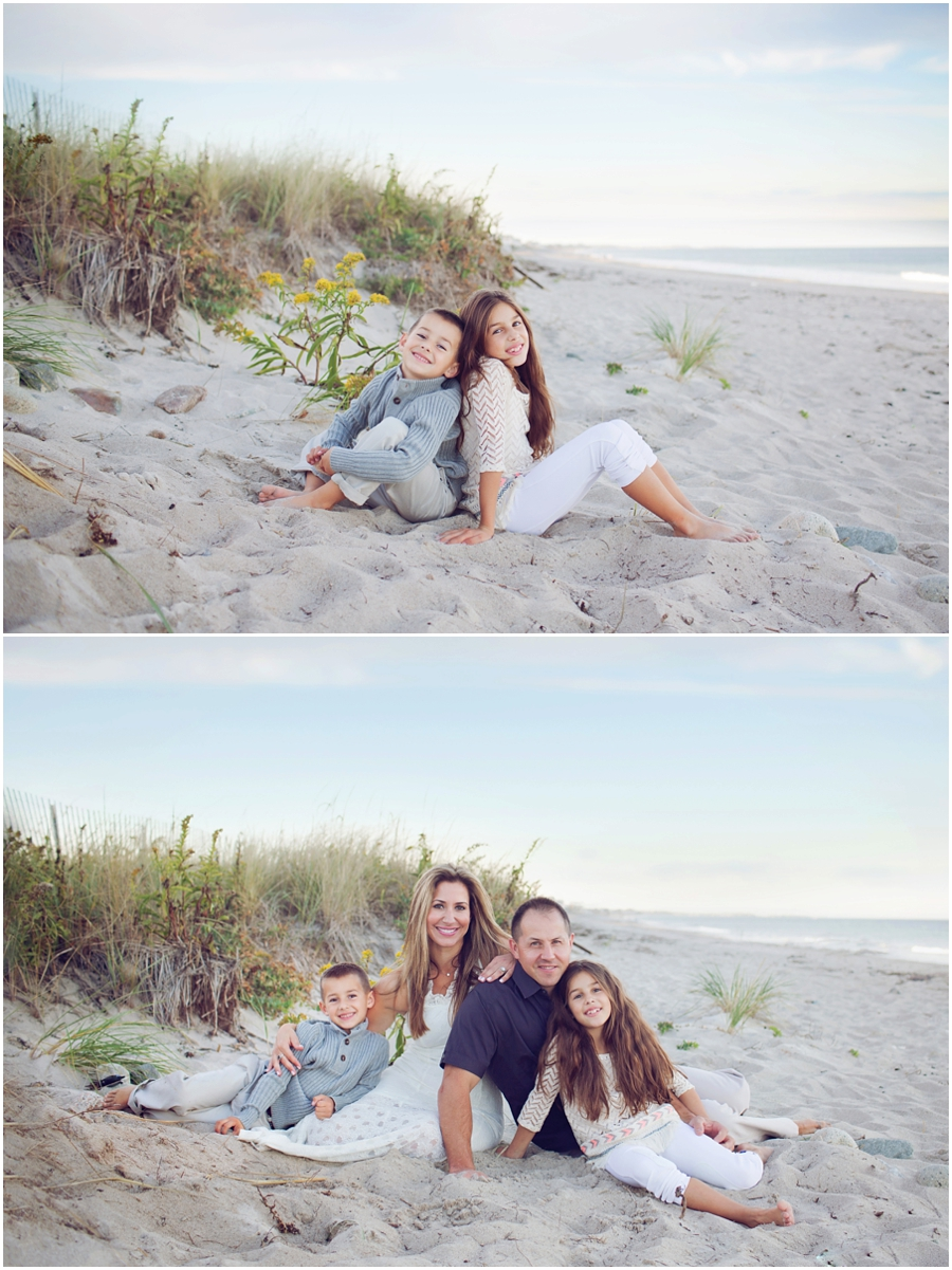 Facebook Portraits of Boston Family Portraits Beach Boston
