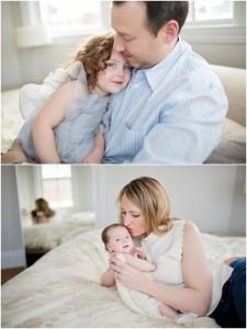 lifestyle family portraits boston