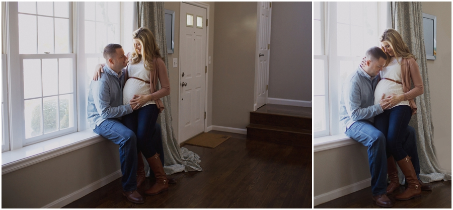 maternity photographer boston south shore andover wellesley