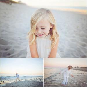 Boston Children's Beach Photographer