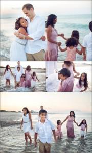 Family Beach Portraits Marshfield MA